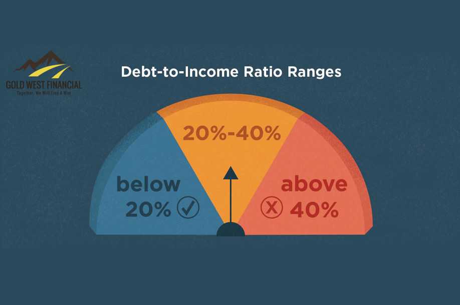Debt-to-Income - Gold West Financial